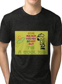 Cool kid Tri-blend T-Shirt