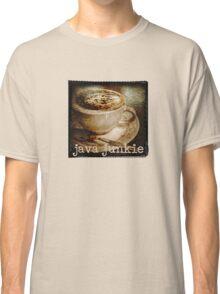 Java Junkie Classic T-Shirt