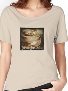Java Junkie Women's Relaxed Fit T-Shirt