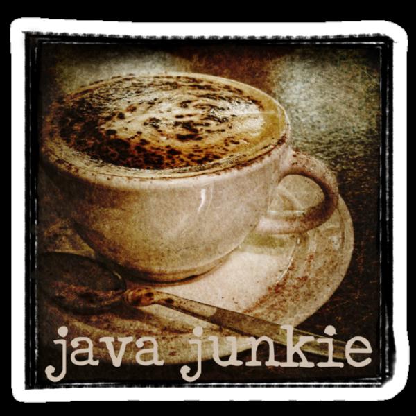 Java Junkie by Barb Leopold