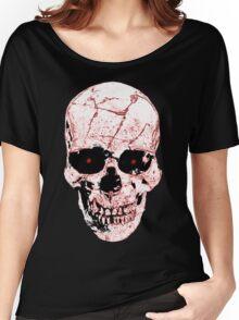 Evil Skull Women's Relaxed Fit T-Shirt