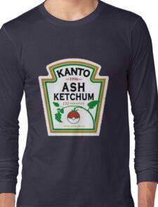 ash ketchum Long Sleeve T-Shirt