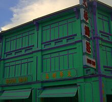 Colours of Penang streets by j0sh