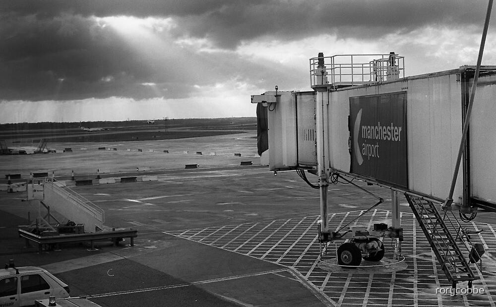 Airport Do Do De Do De dooo by rorycobbe