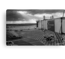 Airport Do Do De Do De dooo Canvas Print