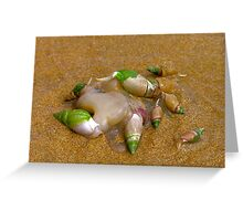 beach party Greeting Card