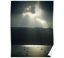 Rays on the Bays Poster