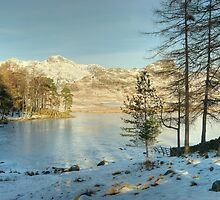 The January Tarn by VoluntaryRanger