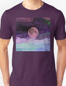 Moon River-  Art + Products Design  Unisex T-Shirt