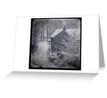 HDR, Texture overlay, TTV and more! Greeting Card