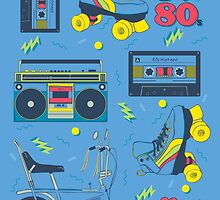 I Miss The 80s by tracieandrews