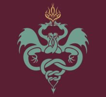 Dragons Entwined T-Shirt