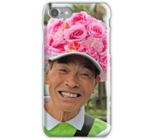 Greeter iPhone Case/Skin