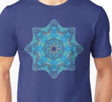 colorful mandala picture Unisex T-Shirt