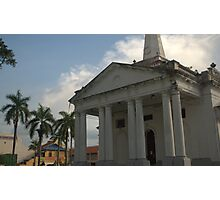 St George Chuch Penang Photographic Print