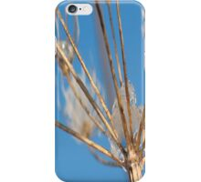 Reaching Out for the Sky - JUSTART ©  iPhone Case/Skin