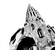 Sagrada Familia by blueeyesjus