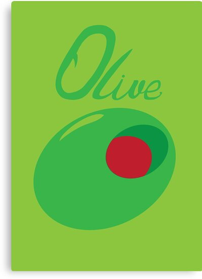 Olive by Stephen Wildish