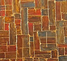 Brown and Gold by Patricia Lintner
