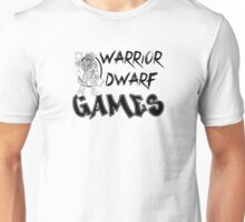Warrior Dwarf Games Unisex T-Shirt