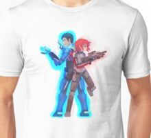 Mass Effect - Shenko Action [Commission] Unisex T-Shirt