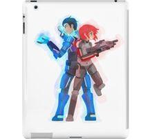 Mass Effect - Shenko Action [Commission] iPad Case/Skin
