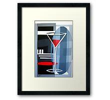 It's Always Cocktail Hour Framed Print