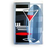 It's Always Cocktail Hour Canvas Print