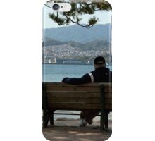Peace And Quiet iPhone Case/Skin