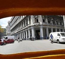 View from Coco Taxi, Havana, Cuba by apricotargante