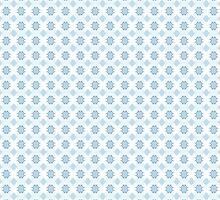 Noughts & Crosses - Fresh Blue by ifourdezign