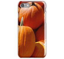 Pumpkins! iPhone Case/Skin