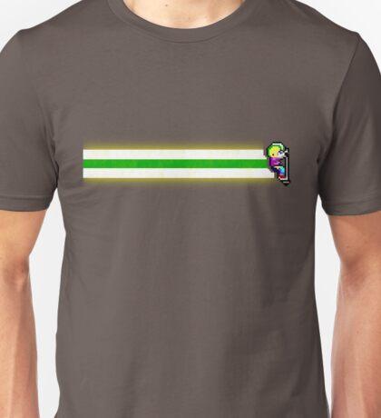 Commander Stripes Unisex T-Shirt