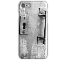 The Lock iPhone Case/Skin