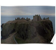 Dunottar Castle Poster