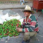Capiscan Man, Havana Markets, Cuba by apricotargante