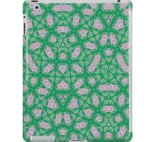 Green Modern Abstract Pattern iPad Case/Skin
