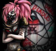 Rebel Girl (Diablo) by Simone Green