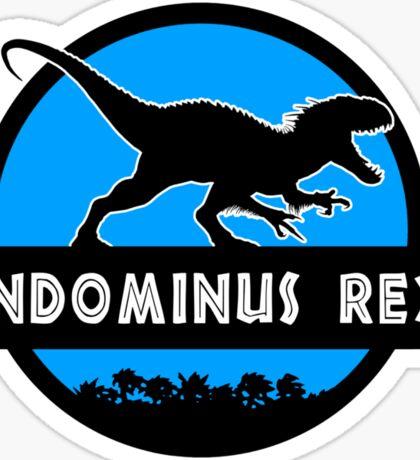 Jurassic World: Indominus Rex Sticker