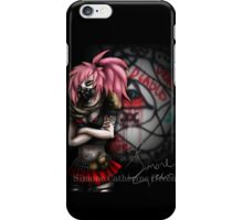 Rebel Girl (Diablo) iPhone Case/Skin