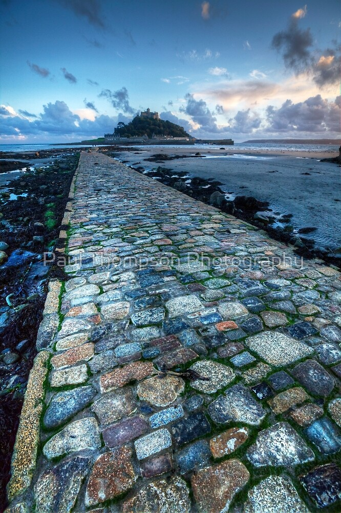 St Michael's Mount 2 by Paul Thompson Photography