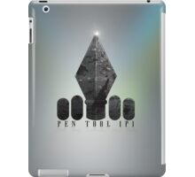Pen Tool iPad Case/Skin