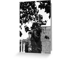Memorial Colon Cemetery, Cuba Greeting Card