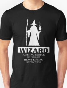 Wizard Inverted Unisex T-Shirt