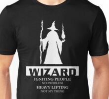 Wizard Inverted Unisex T-Shirt