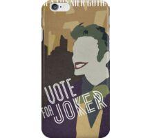 Vote For Joker iPhone Case/Skin