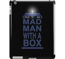 Madman With a Box. iPad Case/Skin