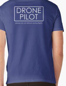 Drone Pilot - professional  Mens V-Neck T-Shirt