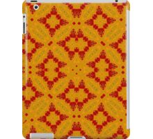 Mutlicolored Abstract Pattern iPad Case/Skin