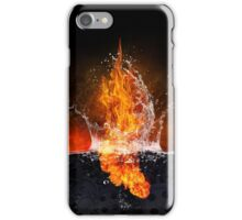 Corporate Consciousness. Fracking As Objet d'art.  iPhone Case/Skin